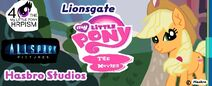 My Little Pony the Movie 2024 40th Anniversary the Animation project Appjack Generation 6
