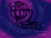 My Little Pony The Movie I Like You Wish Magic Fall 2024