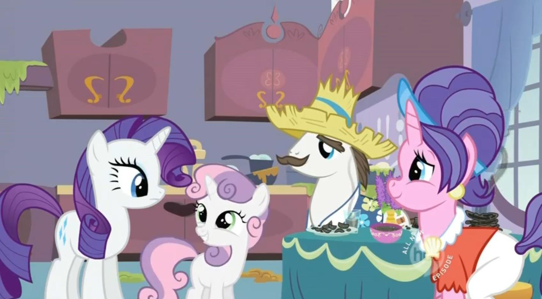 Rarity galeria wiki my little pony la magia de la - My little pony wikia ...