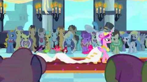 My Little Pony latino - NACIO EL AMOR