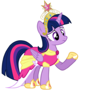 Twilight sparkle princess vector by dimetrapaywer-d5t8os7