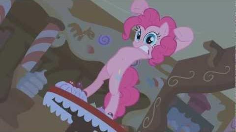 MLP FiM - Pinkie Pie Evil Enchantress - Ella te hará un embrujo (Latinamerican version)