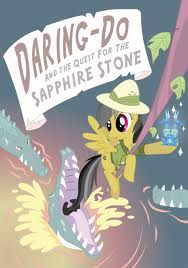 Daring do book