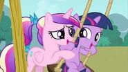 Cadance y twilight