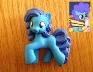 Blueberry cake custom blind bag pony by rubytoosday-d5o7lcz