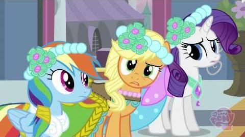 My Little Pony Temporada 2 Una Boda en Canterlot