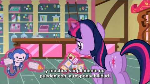 My Little Pony Friendship Is Magic 02x13 (Sub Español) HD