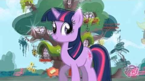 My Little Pony La Magia de la amistad opening (español latino HD 3D)-0