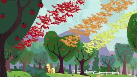 My little Pony Friendship is Magic. Season 3, episode 8. Apple Family Reunion
