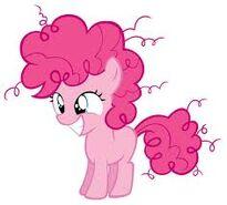 Pinkie Pie pequeña