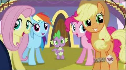 My Little Pony Friendship is Magic - The Failure Success Song Reprise 1080p