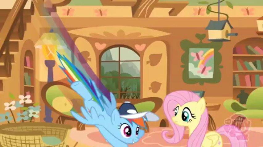 My Little Pony Temporada 2 Cap. 22 Español Latino