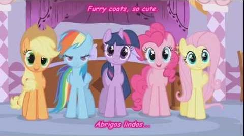 Equestria Girls La canción