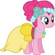 Pinkie royal wedding