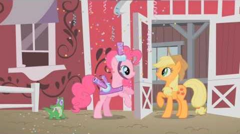 Pinkie Pie - Un telegrama musical