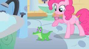 Pinkie y gummy