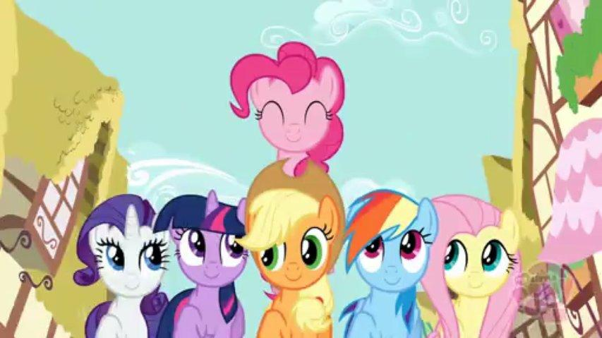 My Little Pony Temporada 2 Cap