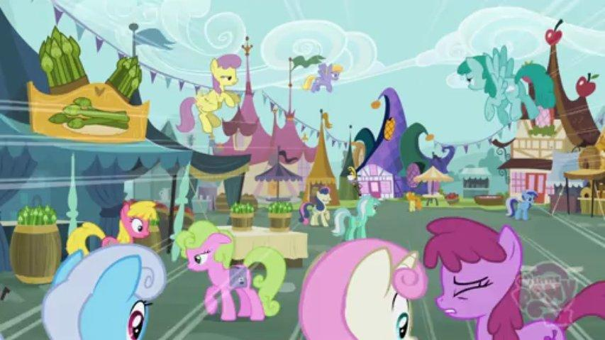 My Little Pony Temporada 2 Cap. 23 Español Latino