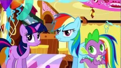 My Little Pony La Magia de la Amistad Capitulo 5 Latino