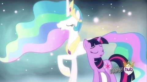 My Little Pony Friendship is Magic - Celestia's Ballad 1080p