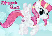 Diamond rose 88