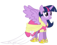 Vector 6 princess twilight sparkle by audiobeatzz-d5v828m