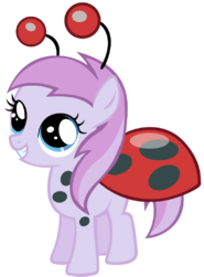Pina colada ladybug by dantondamnark-d4ds22y