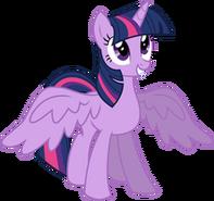 Twilight sparkle alicorn by kysss by kysss90-d5v7bhe