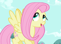 209px-Fluttershy rolling her eyes S2E07