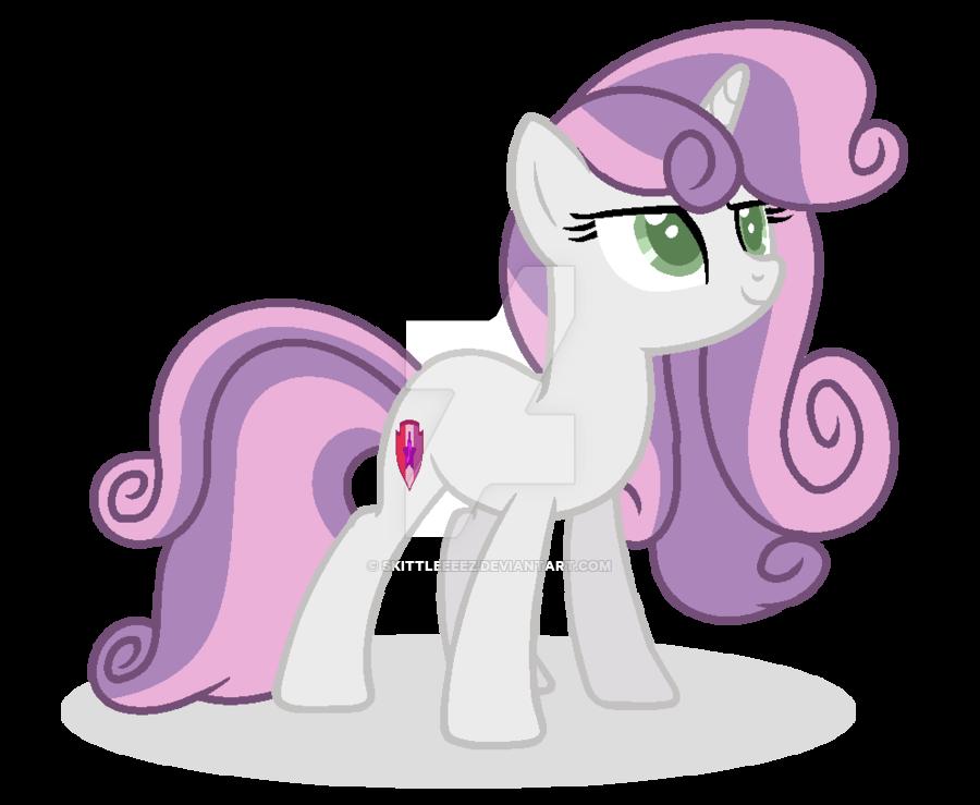 Sweetie Belle My Little Pony W Reiner And Bertholdt Wiki Fandom