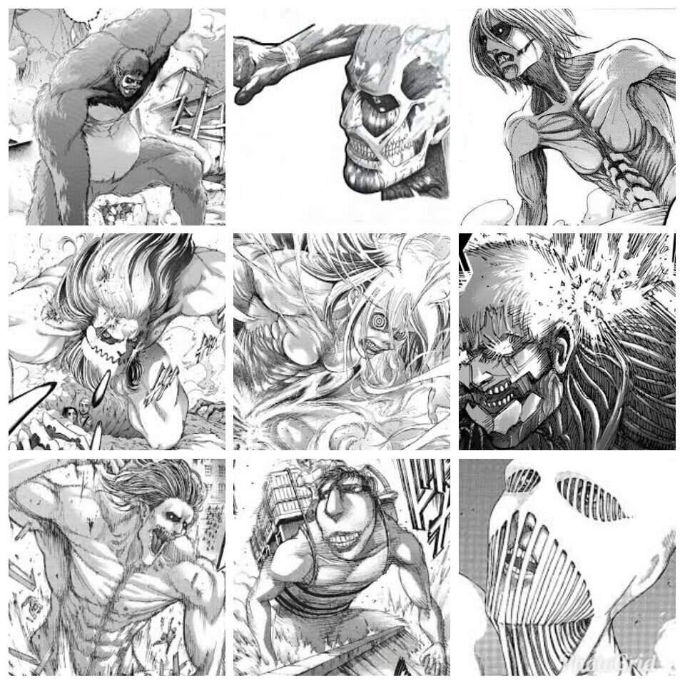 Nine Titans My Little Pony W Reiner And Bertholdt Wiki Fandom