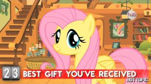 Hot Minute My Little Pony's Fluttershy