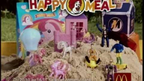G2 my little pony commercial - happy meal ponies