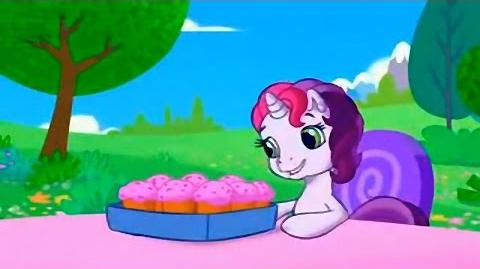 My Little Pony G3,5 - Sweetie Belle 's Gumball House Surprise