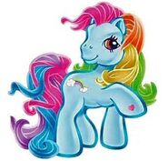 Old Rainbow Dash