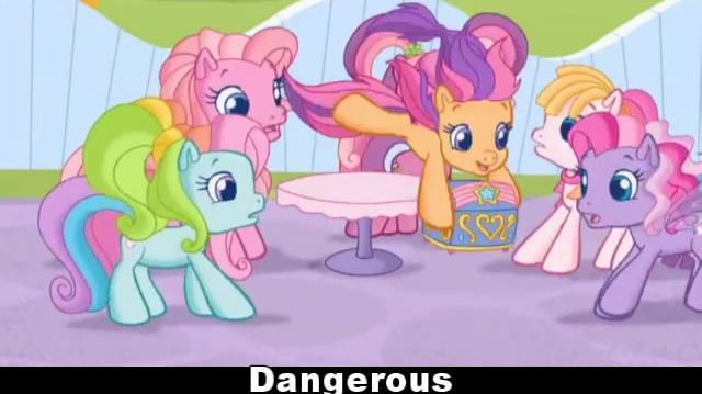 Everything Wrong With My Little Pony Twinkle Wish Adventure