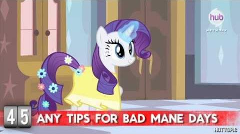 Hot Minute My Little Pony's Rarity