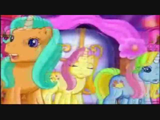 My Little Pony G3 The Runaway Rainbow