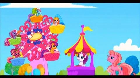 My Little Pony G3,5 - Pinkie Pie 's Ferris Wheel Adventure