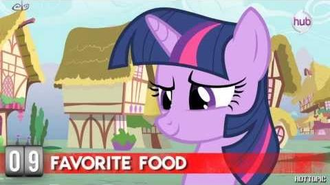 Hot Minute My Little Pony's Twilight Sparkle
