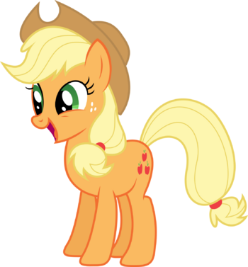 Applejack 3 by xpesifeindx-d5gsde5