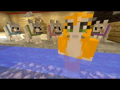 File:Stampy and Dogs.jpg