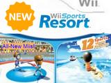 New Wii Sports Resort