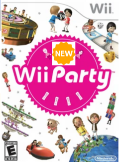 New Wii Party