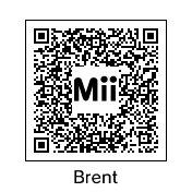 Brent qr code