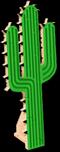 Decoration cactus