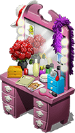 Decoration vanity