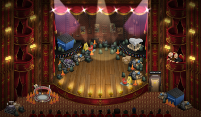 Muppet Theater Start