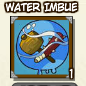 Water imbue
