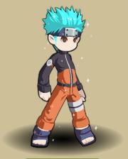 Naruto kevin